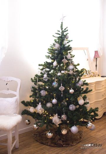 2018クリスマスツリー&リース360